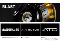 Daiwa 16 Blast 4000H