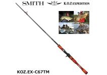 Smith KOZ Expedition KOZ EX-C67TM
