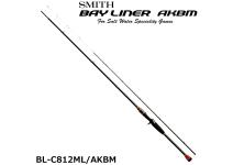 Smith Bay Liner AKBM BL-C812ML