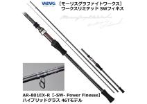 Varivas Works Limited SW Finesse  AR-RX-801EX-R