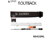 Tailwalk  Outback NS433ML