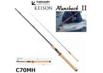 Tailwalk Keison Runsback  II C70MH