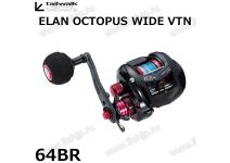 Tailwalk 21 ELAN Octopus Wide VTN64BR