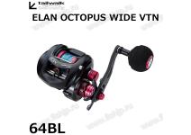 Tailwalk 21 ELAN Octopus Wide VTN64BL