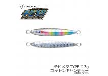 Jackall Chibimeta TYPE-1 Cotton Candy