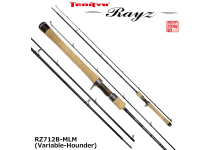 Tenryu 20 Rayz  RZ712B-MLM Variable-Hounder