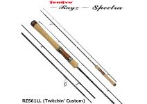 Tenryu 20 Rayz Spectra RZS61LL Twitchin Custom