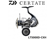 Daiwa 19 Certate LT5000D-CXH