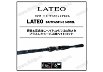 Daiwa 19 Lateo R 89MLB