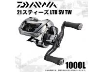 Daiwa 20  STEEZ LTD SV TW 1000L