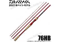 Daiwa 21 Seven Half (7 1/2) 76HB