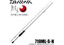 Daiwa 21 Gekkabijin MX AJING 710ML-S・N