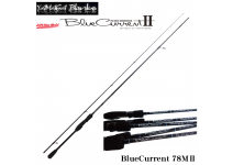 Yamaga Blanks Blue Current 78M II