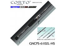 Graphiteleader 15 Corto Prototype Nuovo GNCPS-6102L-HS