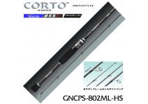 Graphiteleader 15 Corto Prototype Nuovo GNCPS-802ML-HS