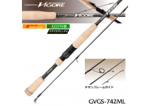 Graphiteleader 16 Vigore GVGS-742ML