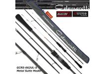 Graphiteleader 17 Calamaretti GCRS-662UL-S