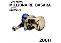 Daiwa Millionaire Basara 200H