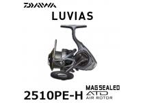 Daiwa 15 Luvias 2510PE-H