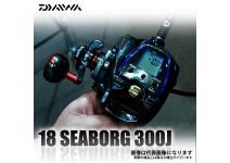 Daiwa 18 Seaborg 300JL LEFT