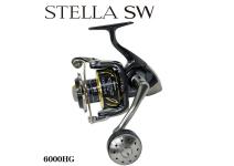 Shimano 13 Stella SW 6000HG