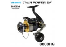 Shimano 15 Twin Power SW 8000HG