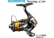 Shimano 17 Soare CI4+  C2000SSPG