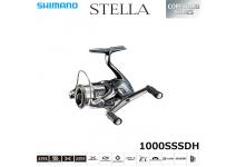 Shimano 18 Stella 1000SSSDH
