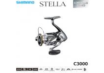 Shimano 18 Stella C3000