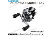 SHIMANO 20 Calcutta Conquest  200HG RIGHT