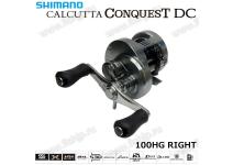 SHIMANO 20 Calcutta Conquest 100HG RIGHT