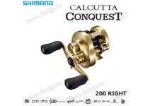 SHIMANO 21 Calcutta Conquest 200