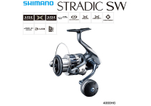 Shimano 20 Stradic SW 4000HG