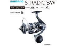 Shimano 20 Stradic SW 10000HG