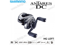 Shimano 21 Antares DC HG left