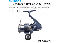 Shimano 21 Twin Power XD C3000XG
