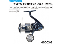 Shimano 21 Twin Power XD 4000XG