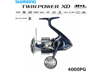 Shimano 21 Twin Power XD 4000PG