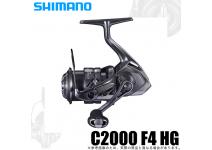 Shimano 21 Complex XR C2000 F4HG