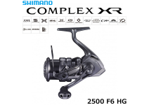 Shimano 21 Complex XR 2500 F6HG