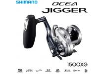 Shimano 21 Ocea Jigger 1500XG