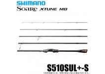 Shimano 21 Soare XTune MB S510SUL+S