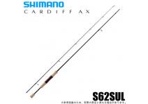 Shimano 21 Cardiff AX S62SUL