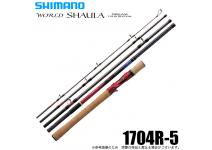 Shimano World SHAULA Dream Tour Edition 1704R‐5