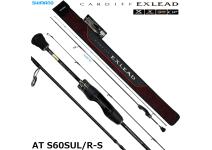 Shimano 18 Cardiff  Exlead AT S60SUL/R-S