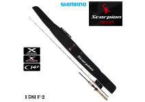 Shimano 19 Scorpion 1581F-2