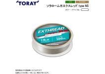 Toray Solaroam Exthread type NS 100m