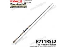 RAW DEALER R711RSL2 The Heaven Raiser