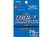 Toray Solarome Trout Real Fighter ® Super Soft 150m