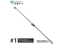 Колено #1 Gamakatsu Yoihime Hana S54FL-solid